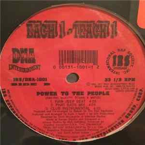 Each 1-Teach 1 - Power To The People mp3