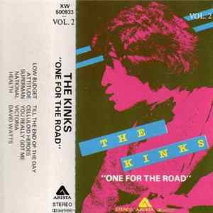 The Kinks - One For The Road Vol. 2 mp3