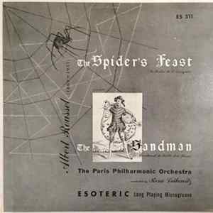 Albert Roussel, René Leibowitz, Paris Philharmonic Orchestra - The Spider's Feast / The Sandman mp3