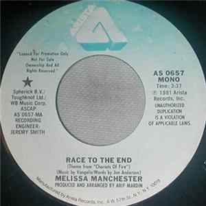 Melissa Manchester - Race To The End mp3