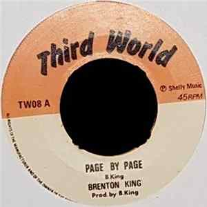 Brenton King - Page By Page mp3